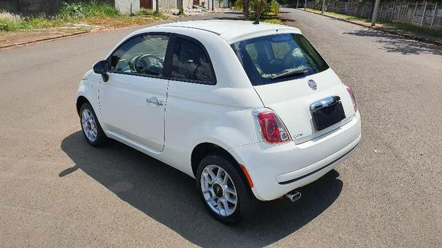 Fiat 500 Cult 1.4 Flex 2013 Manual (Impecável) - Foto 8
