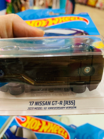 Hot Wheels Nissan Gtr Sth - R35 Super T Hunt 2020 Lote G - Foto 2