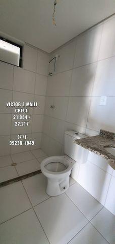 2/4 Suíte e varanda - Apartamento em Armação / Costa Azul / Stiep / Orla - Villa Di Mare - Foto 13