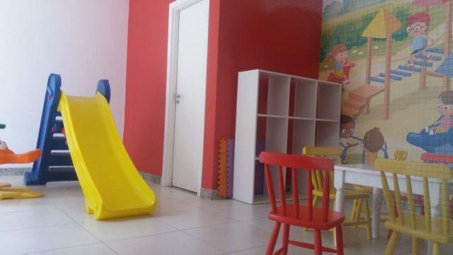 2/4 Suíte e varanda - Apartamento em Armação / Costa Azul / Stiep / Orla - Villa Di Mare - Foto 5