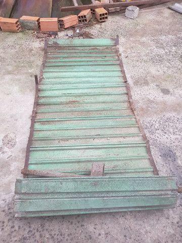 Porta de aço pequena - Foto 3