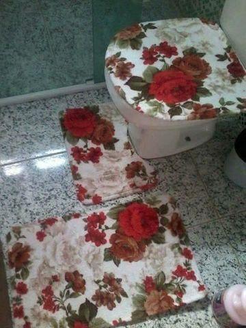 Jogo de banheiro.  - Foto 6