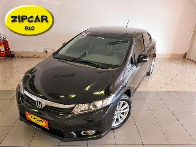 Honda Civic lxr 2014 - Foto 6