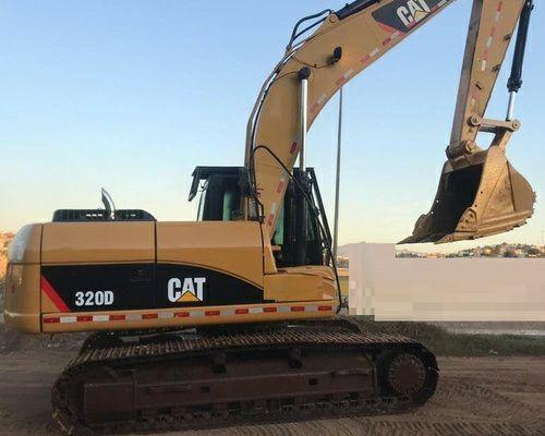 320D Caterpillar - 13/13 - Foto 4