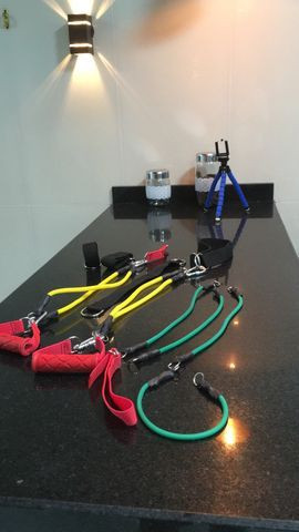 Extensores para malhar em casa ou em qualquer lugar - Foto 2