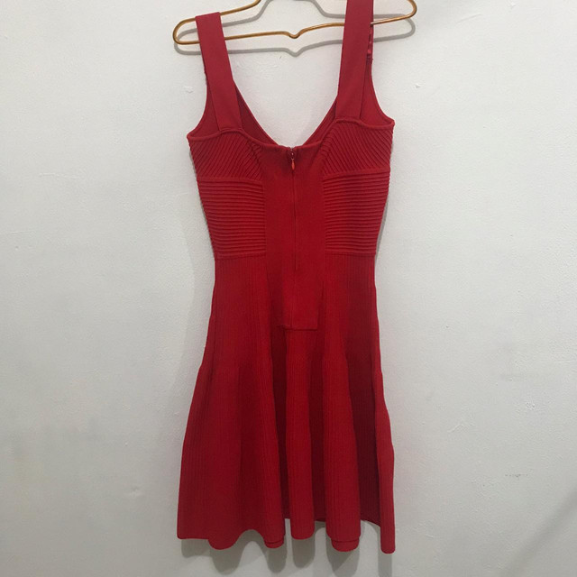 Vestido vermelho (NUNCA USADO) - Foto 4