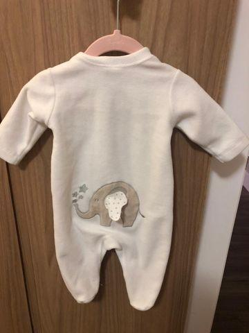 Macacão de bebê Tam P Paola da Vinci - Foto 2