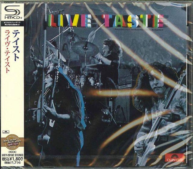 Taste - CD, Album, Reissue, Remastered, SHM-CD - Foto 5
