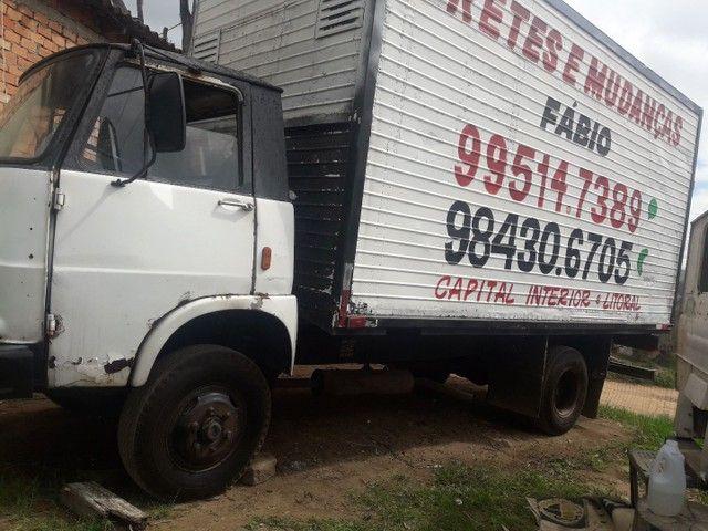 Caminhão fiat 80 608 710 - Foto 4