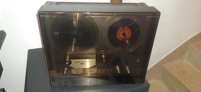 Gravador AKAI GX-4000D