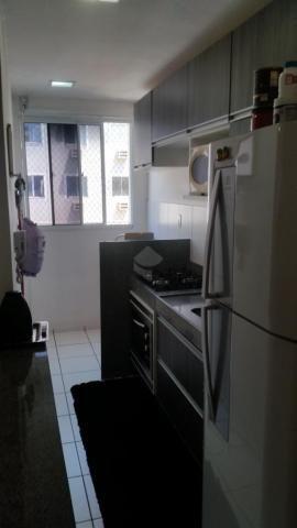 Apartamento à venda com 2 dormitórios em Ponte nova, Várzea grande cod:BR2AP12358 - Foto 4