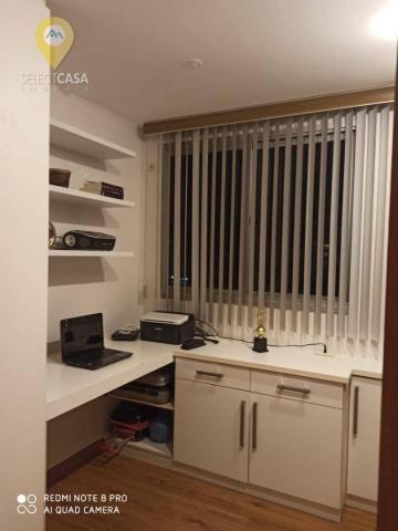 Apartamento 4 quartos em Jardim Camburi sendo 1 por andar - Foto 16