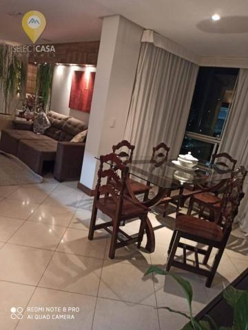 Apartamento 4 quartos em Jardim Camburi sendo 1 por andar - Foto 11