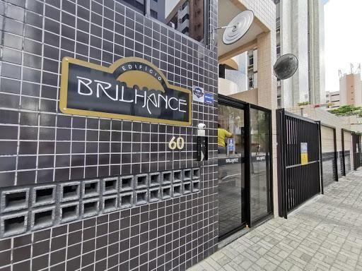 Apartamento com 2 dormitórios à venda, 65 m² por R$ 370.000,00 - Ponta Verde - Maceió/AL - Foto 2