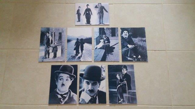 Placas decorativas Charles Chaplin - Foto 4