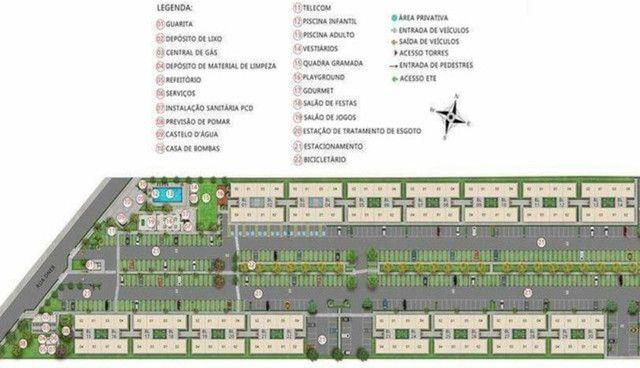 Mrv Chapada dos Pinheiros Apartamento 2 quartos Várzea Grande  - Foto 3