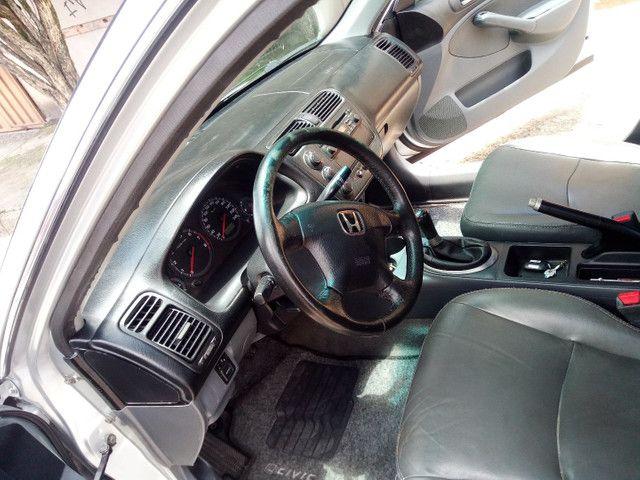 Honda Civic 2003 manual completo - Foto 3