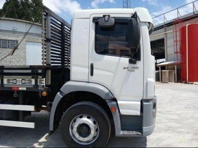 Caminhão Carroceria Volkswagem 24250 / 2012 - Foto 4