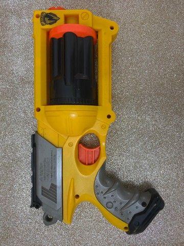 Brinquedo Arma Nerf   Lançador Nerf Maverick Rev-6 - Foto 5