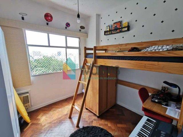 Apartamento à venda com 3 dormitórios em Humaitá, Rio de janeiro cod:BOAP30691 - Foto 7