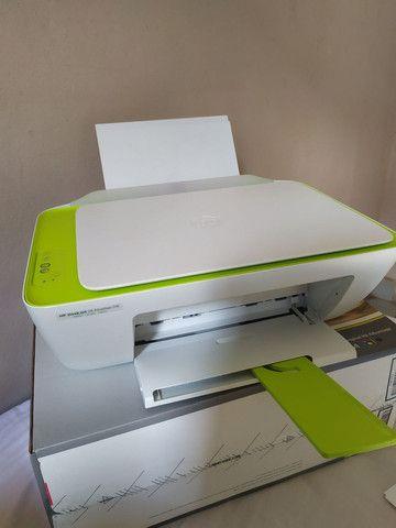 Impressora HP DeskJet ink Advantage 2136 - Foto 4