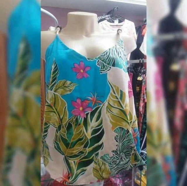 Blusas de Verão - Foto 3