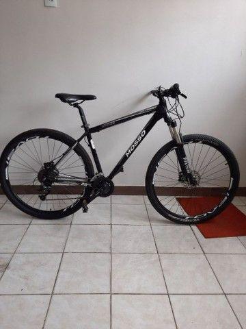 Bike aro 29 top de linha  - Foto 3