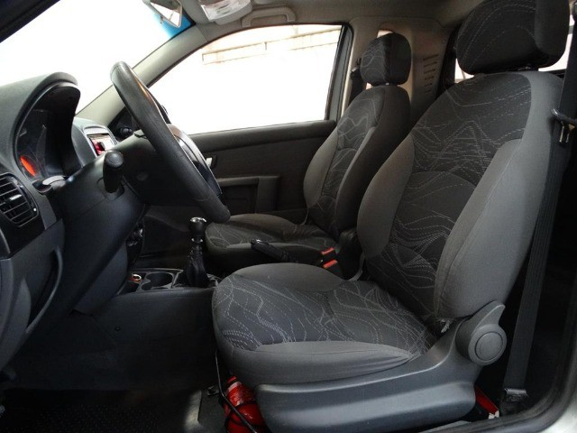 Fiat Strada Hard Working Cab. Estendida 1.4 Flex 2p Cinza - Foto 8