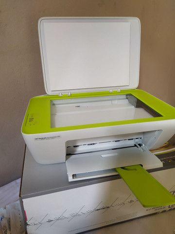 Impressora HP DeskJet ink Advantage 2136 - Foto 3