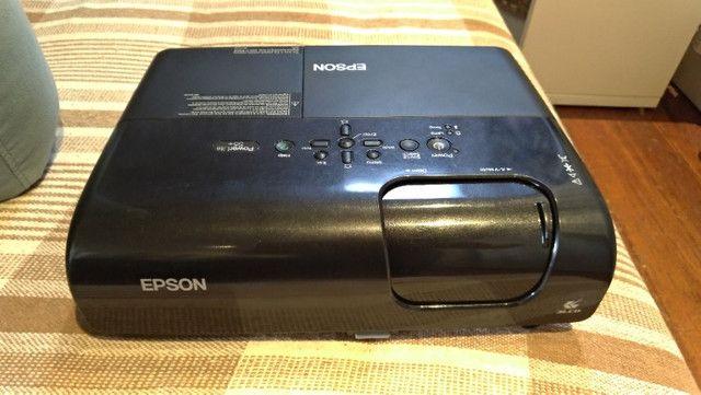 Projetor Datashow Epson S5+ - Foto 3