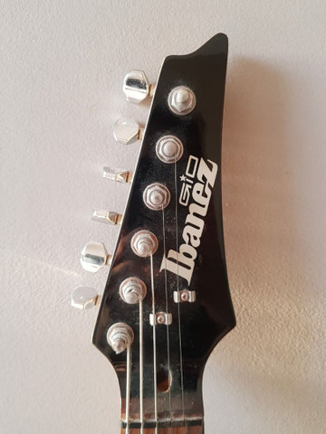 Vendo guitarra Ibanez - Foto 4