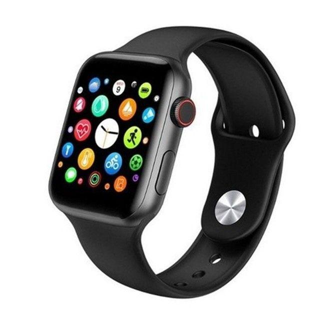 Promoção Dia Dos Pais Lindos Relógios Digitais Smartwatch Coloca Fotos - Foto 4