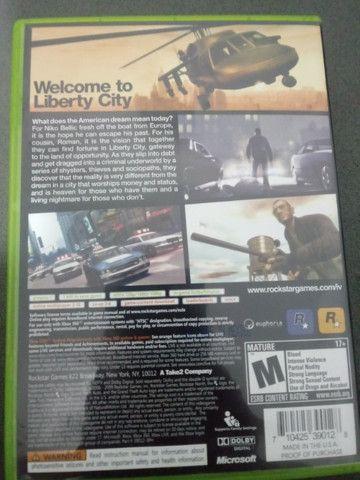 Jogo Xbox360 GTA 4 - Foto 2