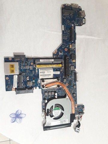 Placa Mãe Notebook Dell Latitude e6320 com defeito. - Foto 4