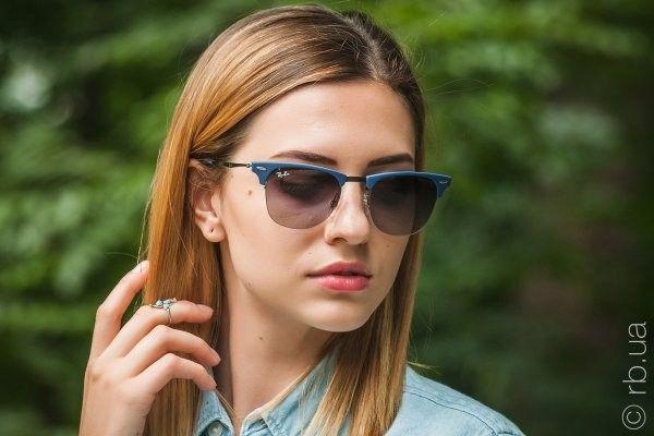 Oculos de sol Ray Ban RB8056 156/8g titanium original - Foto 2