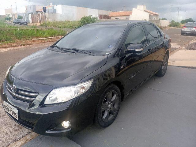 Corolla 2009 Xei 1.8 automático