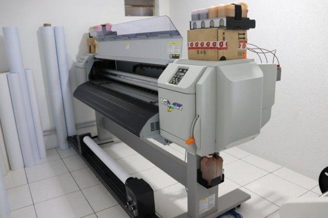 Maquina Impressão Digital Mutoh Valuejet 1638