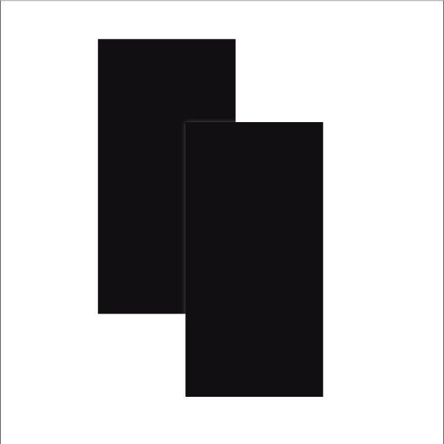 Porcelanato Stelar Black PO 80x160 Eliane R$ 299,90 A vista - Amo Casa Acabamentos