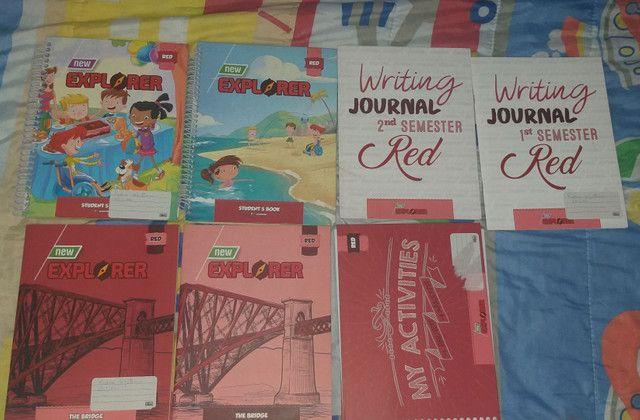 Kit de livros de inglês 5 ano (Escola bilíngue) - Foto 2