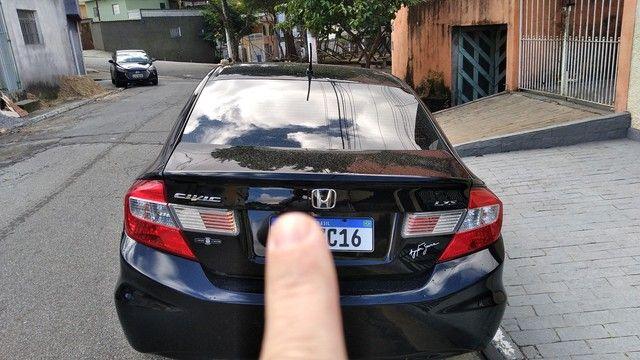 Honda Civic ano 2012 modelo 2013 - Foto 3