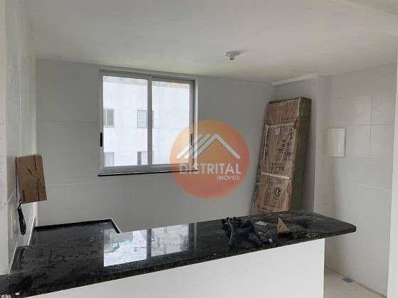 Apartamento com 2 dormitórios à venda, 55 m² por R$ 275.000,00 - Ouro Preto - Belo Horizon - Foto 18