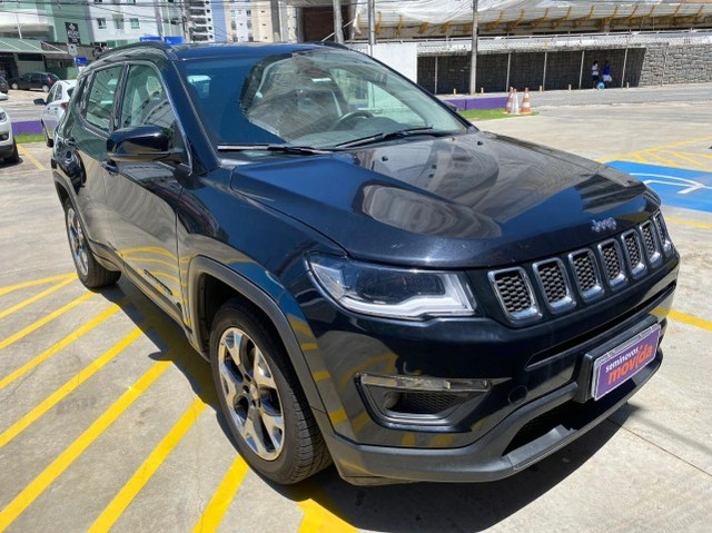 Apenas Hoje!!!Jeep Compass Longitude 2.0 4x2 Flex Aut. 2019/2020 - Foto 11
