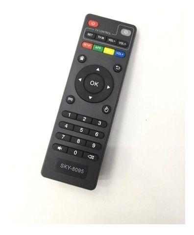 Controle Remoto Sky-8095 Para Tv Box - Loja Natan Abreu