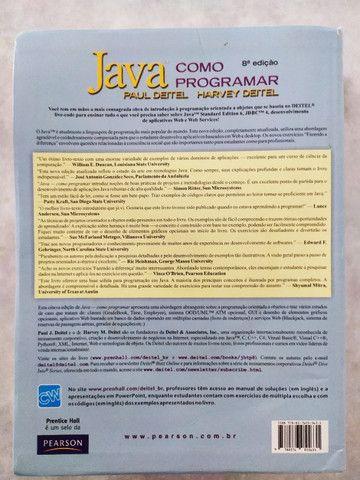 Java Como Programar 8a edição - Foto 2