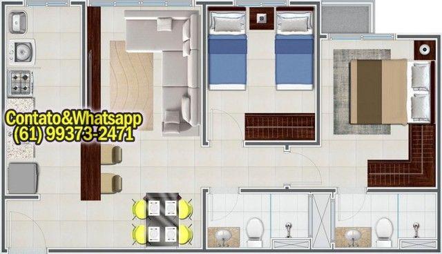 Apartamentos em Goiânia, Saia do Aluguel! Parcelas Baixas!!! - Foto 11