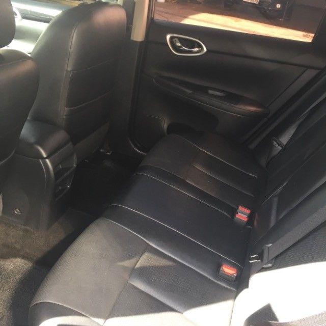 Sentra SV 2017 automático top - Foto 6