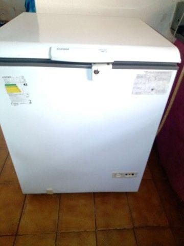 Vendo freezer, máquina de frios e estufa de salgados - Foto 2