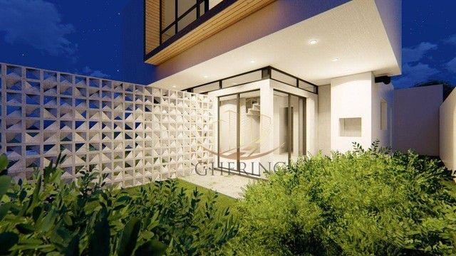 Sobrado Moderno com arquitetura exclusiva com 3 dormitórios sendo 1 suíte, à venda, 150 m² - Foto 4