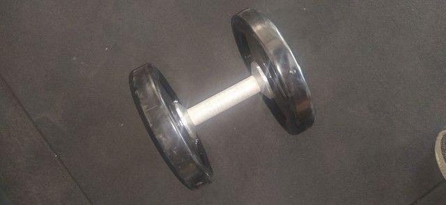 Dumbell 12 ao 26kg - Foto 2