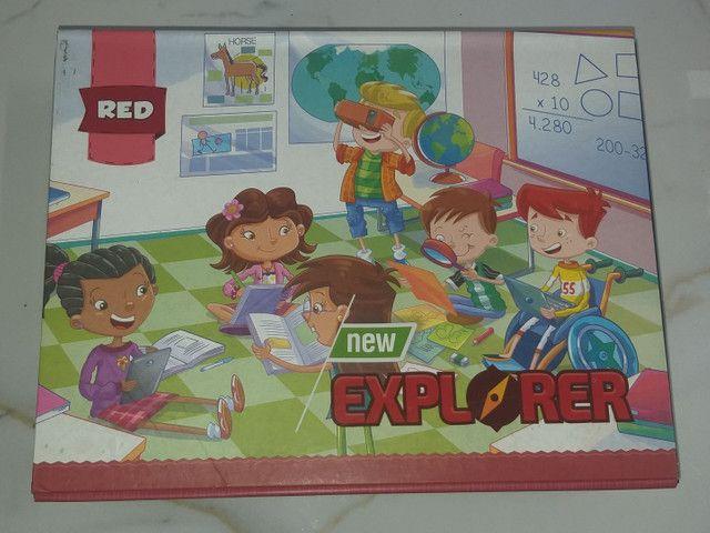 Kit de livros de inglês 5 ano (Escola bilíngue)